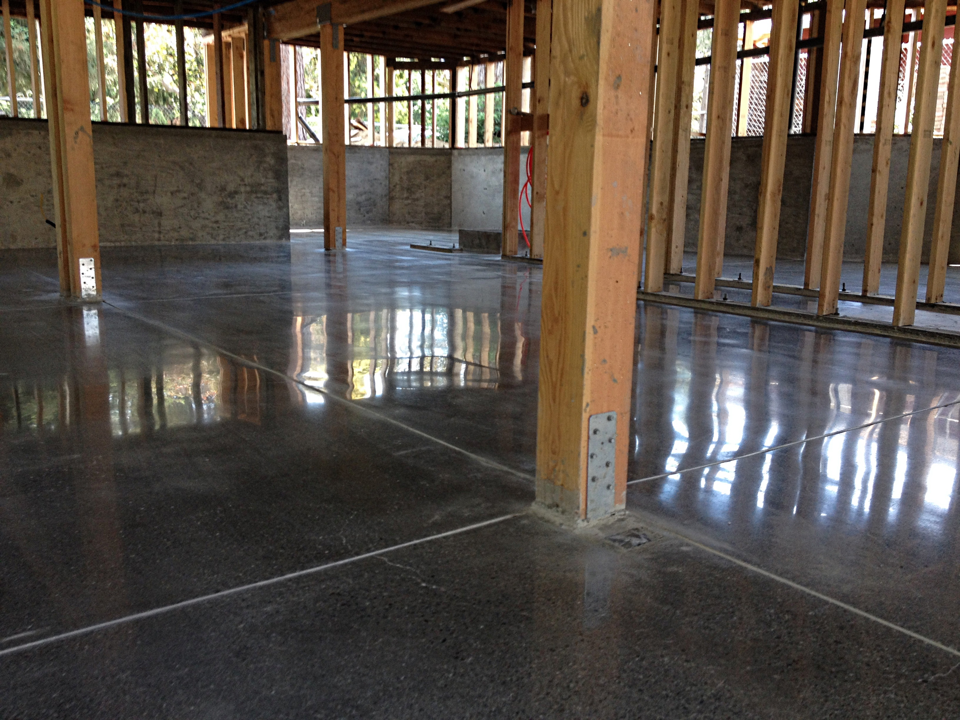 Concrete Polishing Willow Glen