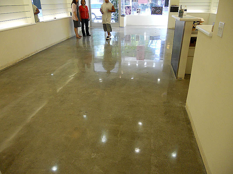 Palo Alto Concrete Polishing