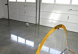 Concrete Polishing Mountain View Garage