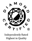 We are a Diamond Certified Company in San Jose, California