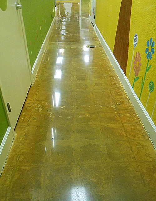 Concrete Polishing Redwood City