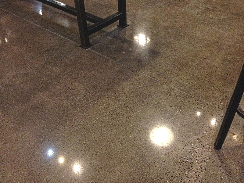 willow glen concrete polished floors
