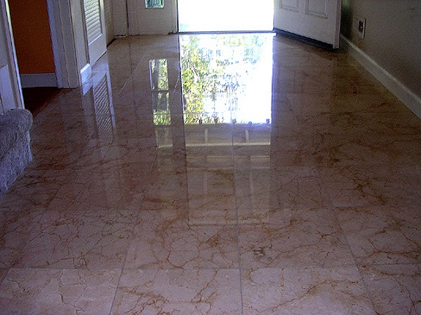 Saratoga Marble Polishing entry