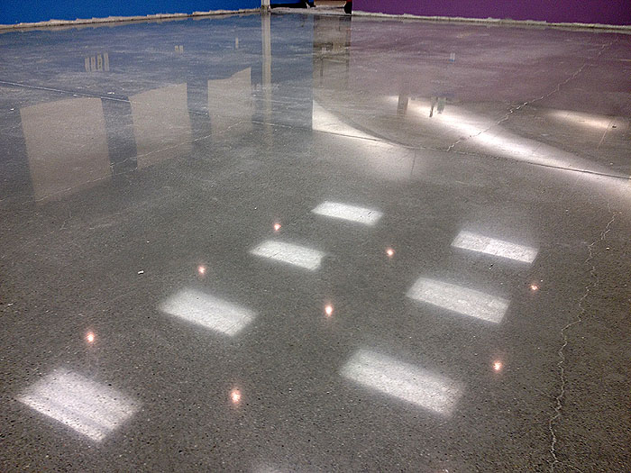 Concrete Polishing San Jose